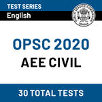 OPSC Assistant Executive Engineer (Civil) Prelims Test Series 2020 (With Solutions) by Adda247