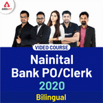 Nainital Bank Video Course 2020 No.1 Bank PO & Clerk Video Lectures Adda247