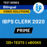 IBPS Clerk Prime Online Test Series 2020 by Adda247