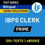 IBPS Clerk Prime Online Test Series 2020-21 by Adda247