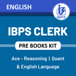Latest IBPS Clerk 2020 Prelims Books Kit (English Printed Edition) by Adda247