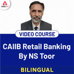 CAIIB Video Lectures for Retail Banking | Adda247