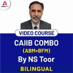 CAIIB Video Lectures for ABM, BFM | Combo Pack by Adda247