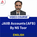 JAIIB Video Lectures for Accounts | Adda247