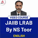 JAIIB Video Lectures for LRB | Adda247