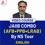 JAIIB Video Lectures for Accounts, LRB, PPB | Combo Pack by Adda247