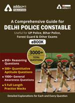 Delhi Police Constable eBook Comprehensive Guide of Delhi Police Exam Preparation (English Medium)