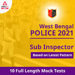 West Bengal Police 2021 | Mock Test Series For Sub Inspector
