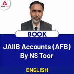 ACCOUNTING & FINANCE Book FOR JAIIB Exam (14th Edition) Books