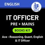 IBPS SO IT Officer Prelims + Mains 2020-2021 Books Kit (English Printed)