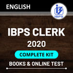 IBPS Clerk 2020 Complete Kit In English Edition (Books & Online Test Series)