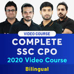SSC CPO Online Coaching 2020 | Complete Video Course Videos