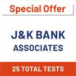 J&K Bank Online Test Series 2020 Bank Associates Online Mock Test Series Special Offer
