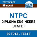 NTPC Diploma Engineers Stage-I 2020-21 Online Test Series