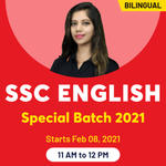 SSC English Special Batch 2021 | Live Bilingual SSC English Online Coaching | Study English for SSC exam with the best SSC English Classes from Adda247