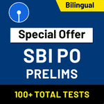 SBI PO Prelims 2020 Online Test Series by Adda247 (Special Offer)