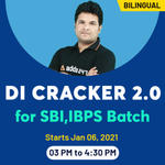 DI Cracker 2.0 Online Live Classes for SBI & IBPS Maths | Complete Bilingual Batch by Adda247