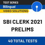 SBI Clerk Prelims Mock Tests Bilingual Online Test Series For Clerk Prelims by Adda247