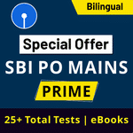SBI PO Mock Tests for Mains 2020-21 Exams | Complete Bilingual Test Series by Adda247 (Special Offer)