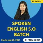 English Spoken Live Online Classes | Complete Spoken English 5.0 Bilingual Batch by Adda247