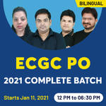 ECGC Online Coaching Classes for Probationary Officier 2021  | Complete Bilingual Batch by Adda247