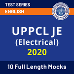 UPPCL JE (Electrical) 2020-21 Online Test Series