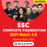 SSC (CGL, CHSL, CPO, Steno) Online Coaching Classes for GS, Math, Reasoning & English | Complete Bilingual Foundation 3.0 Batch by Adda247