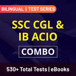 SSC CGL and IB ACIO Online Test Series (With Solutions) 2020-2021 | Complete Bilingual Tests by Adda247