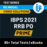 IBPS RRB PO Prime 2021 Online Test Series