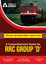 A Comprehensive Guide for RRC Group D (English Printed Edition)