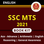 Best Books for SSC MTS  Prepare With SSC MTS Books (English Printed) for 2021 Exams With ADDA247