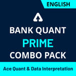 Bank Quant Prime Combo Pack (English Printed Edition) by Adda247