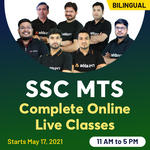 SSC MTS Complete Online Live Classes 2020-21 | Hinglish Live Class By Adda247