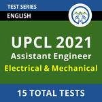 UPCL Assistant Engineer Electrical and Mechanical Online Test Series
