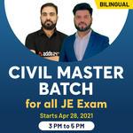 Civil Master batch for all JE Exam  Bilingual   Live Classes By Adda247