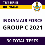 Indian Air Force Group C 2021 Online Test Series