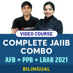 COMPLETE JAIIB PPB 2O21 VIDEO COURSECOMPLETE JAIIB COMBO AFB + PPB + LRAB 2021 VIDEO COURSE