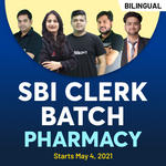 SBI Clerk (Pharmacist) 2021 | Bilingual | Live Classes By Adda247