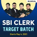 SBI Clerk Foundation Batch | Bilingual (Hinglish) | Live Classes By Adda247
