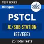 PSTCL JE/Sub Station 2021 Online Test Series