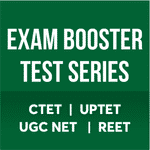 Exam Booster Online Test Series for UPTET, CTET, REET & UGC NET Exam 2021