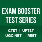 Exam Booster Online Test Series for UPTET, CTET, REET & UGC NET Exam 2021