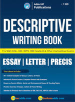 A Guide To Descriptive Writing: Practice eBook (2nd Edition)