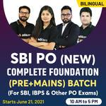 Bank PO Foundation Batch | Bilingual (Hinglish) | Live Classes By Adda247