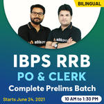 IBPS RRB | PO & CLERK | COMPLETE PRELIMS BATCH | Live Classes By Adda247