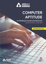 Computer Aptitude For Banking and Insurance (English Printed Edition)