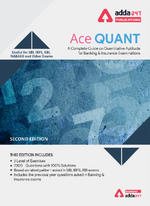 Ace Quantitative Aptitude For Banking and Insurance (English Printed Edition)