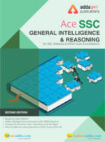 SSC Reasoning Book for SSC CGL, CHSL, CPO and Other Govt. Exams (English Printed Edition)