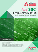 Advance Maths Book for SSC CGL, CHSL, CPO and Other Govt. Exams (English Printed Edition)