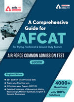 A Comprehensive Guide for AFCAT Exam eBook English Edition